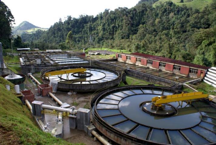 Plantas agua Manizales