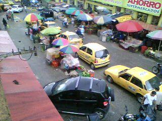 Taxis en Manizales