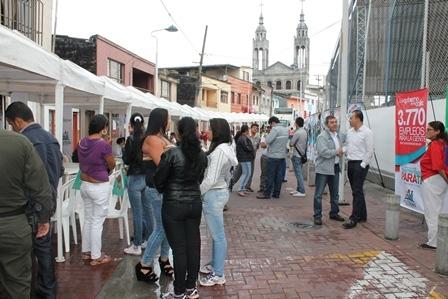 Gobierno en la Calle en El Carmen