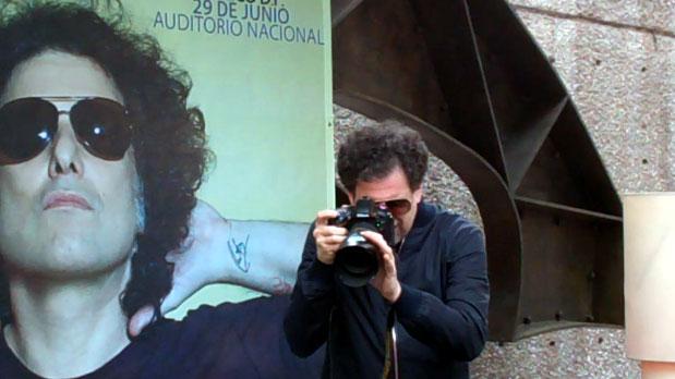 Andrés Calamaro 'Bohemio'