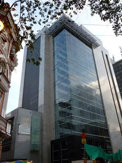 Edificio de la Fiscalía